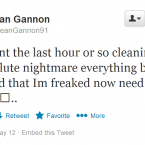 Those who derive therapeutic value from playing FIFA will no doubt relate to Sean Gannon.