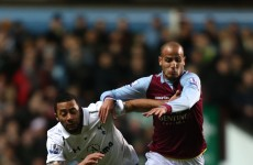 As it happened: Aston Villa v Tottenham, Premier League