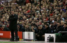 As it happened: Liverpool v Fulham, Premier League