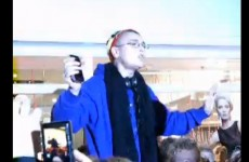VIDEO: Sinéad O'Connor sings Nothing Compares 2 U on Grafton Street