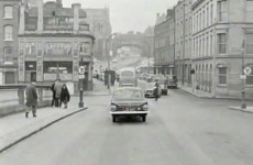VIDEO: Want to take a trip around Dublin city in 1965? Now you can…