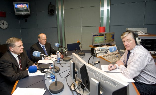 7/12/2011 Michael Noonan at RTE