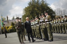 Poll: Should Ireland have compulsory military service?