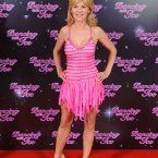 Ladies and gentlemen, Anthea Turner is still 'back'. (Image: Dominic Lipinski/PA Wire)