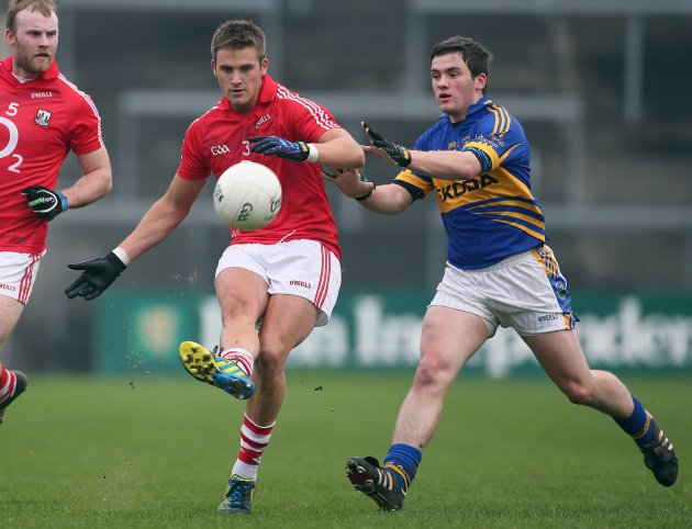 Eoin Cadogan and Liam McGrath 13/1/2013
