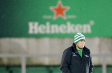 Elwood plans February league climb after Heineken Cup swansong