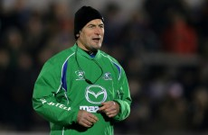 Pro12: Elwood wants Connacht to finish what they have started