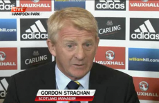 Gordon Strachan wants to have 'one hell of a party' with Ireland at Euro 2016
