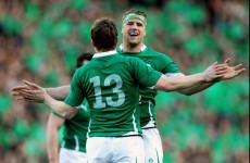 POLL: Should Jamie Heaslip or Brian O'Driscoll captain Ireland for the 6 Nations