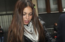Star witness arrives for Berlusconi sex trial