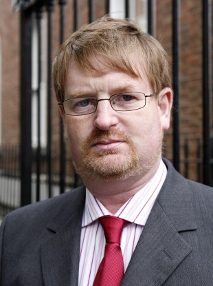 Loyalist activist Willie Frazer, pictured in 2007.