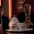 Lovejoy star Ian McShane made a cameo as a Russian diplomat on the West Wing.