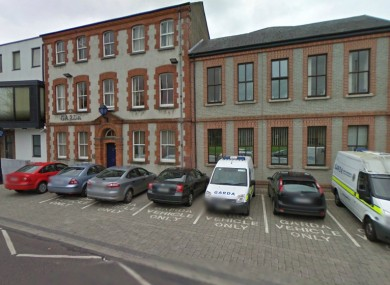 Mullingar Garda Station, Co Westmeath.