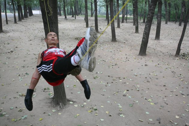 Rope World Record - China