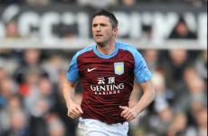 Staying put: Keane has no intention of making Premier League return
