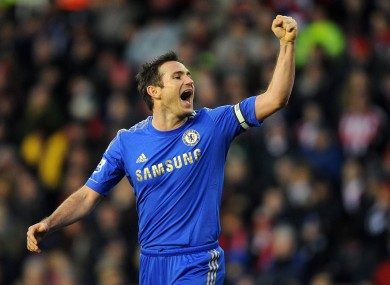 Lampard. 