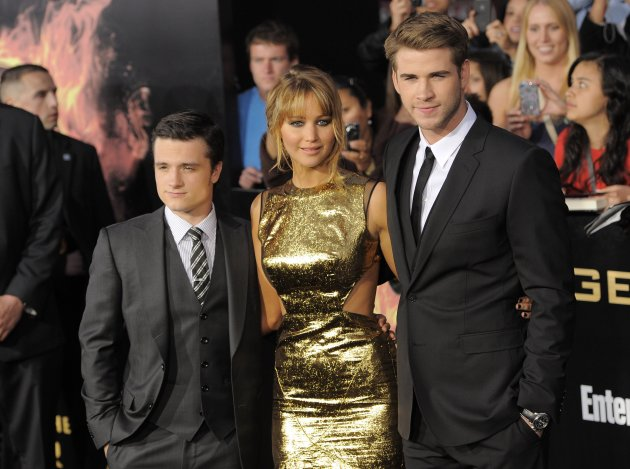 'The Hunger Games' Premiere - Los Angeles