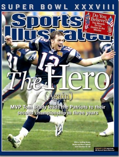 The greatest Sports Illustrated Super Bowl covers of all time