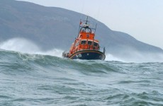 Two sailors rescued after getting caught in strong winds on Dublin Bay