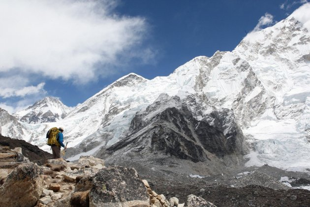 Walking With The Wounded Mount Everest expedition