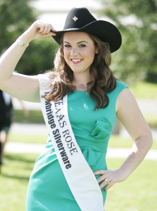 The 2010 Texas Rose of Tralee, the late Adrienne Hussey