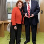 Minister for Health, James Reilly TD, and Minister of State, Department of Health and Department of Justice, Equality and Defence, Kathleen Lynch TD, at the opening of the new 54-bed purpose built mental health facility Phoenix Care Centre in Grangegorman, Dublin, today. 