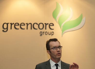 CEO of Greencore Patrick Coveney