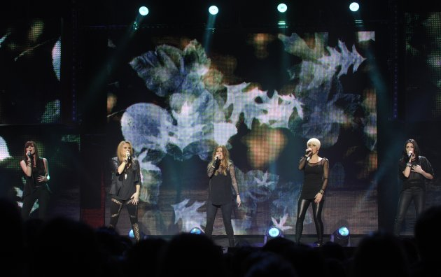 3/12/2010. Cheerios Childline Concerts