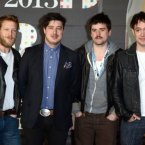 Mumford and Sons looked like Mumford and Sons.  Yawn.  Doug Peters/EMPICS Entertainment