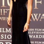Rosanna Davison at the 2013 IFTA held in The Convention Centre Dublin.