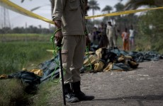 Initial probe into Egypt balloon crash rules out 'criminal activity'