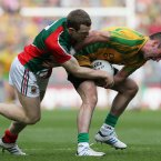 Great minds think alike as last year's All-Ireland final opponents go for white Adidas boots.