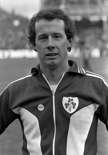 Liam Brady 14/10/1981