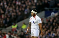 English chariot rolls on as Tuilagi cancels out Fofana wonder try