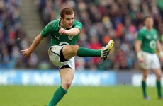 'To play Scotland without a recognised kicker was madness' – Shane Byrne