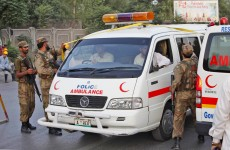 Bomb in Pakistan kills 47, injures 200