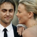 This is less about Stuart Townsend and Charlize Theron as a couple and more about having an Irish link to Charlize.  Although they were a nice couple too.  AP Photo/ Matt Sayles