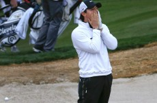Shock defeat to friend Shane Lowry leaves McIlroy searching for form