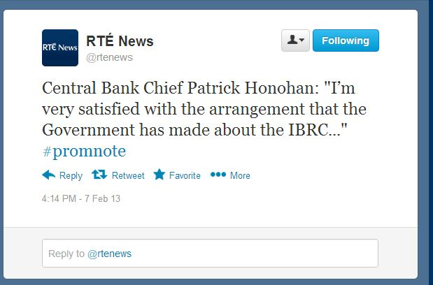 RTE Honohan