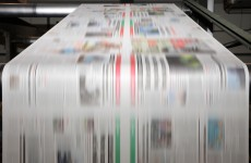Newspapers record falls in circulation in second half of 2012