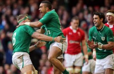 Declan Kidney names unchanged Ireland team for English test