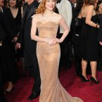 OLD HOLLYWOOD GLAMOUR from Jessica Chastain. I have pale skin but it never looks like that.