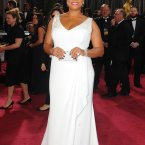 Queen Latifah. Is Queen her first name, like?