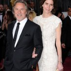 Don Johnson and Kelley Phleger attending the 85th Annual Academy Awards held at the Dolby Theatre in Los Angeles, USA.