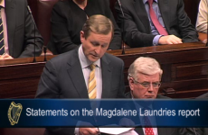 "Kenny ""deeply regrets and apologises unreservedly"" to Magdalene women in emotional speech"