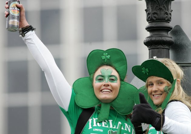 17/3/2012 St Patricks Day Parades