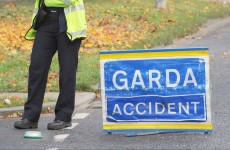 Man hospitalised after serious crash in Sligo