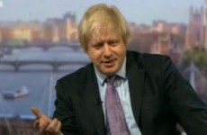 Video: Uncomfortable Boris Johnson insists he's not a 'nasty piece of work'