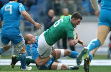 As it happened: Italy v Ireland, 6 Nations
