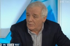 Eamon Dunphy: Trapattoni doesn't respect our football culture